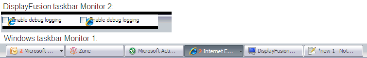 DisplayFusion Taskbar Issue - TINK.png