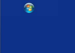 Start Orb ghost on second monitor's desktop.jpg